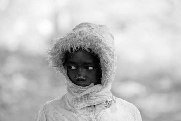 33. covered, nimule, south sudan, 2013