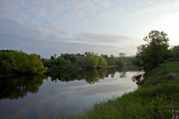 horseshoe lake, brazos bend state park, texas