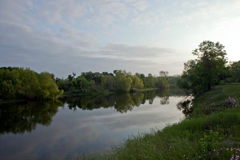 horseshoe lake, brazos bend state park, texas