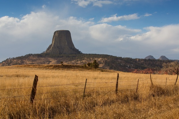 Devils tower national monument, WY