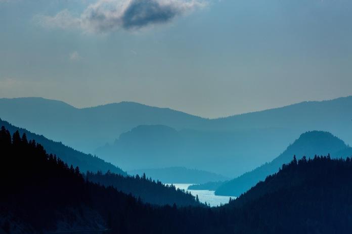 Rimrock Lake