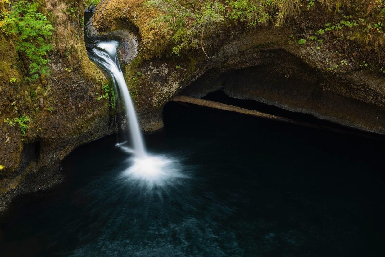 Punchbowl Falls