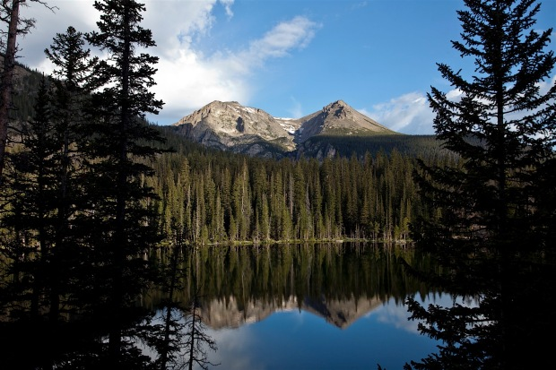 Fern Lake, Rocky Mountain National Park, CO